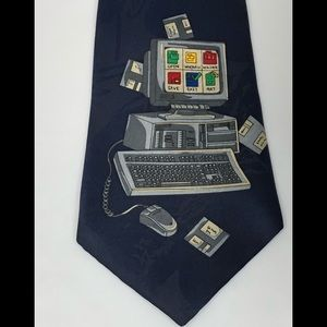 Professional men tie